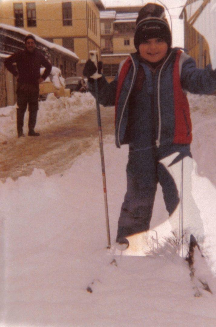 Stia fine novembre 1978 2