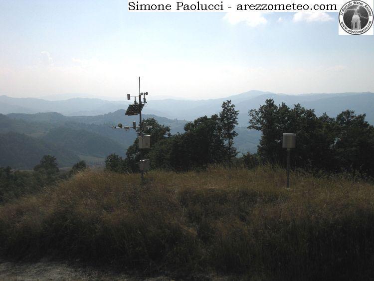 Stazione meteo Sestino (1000 m)