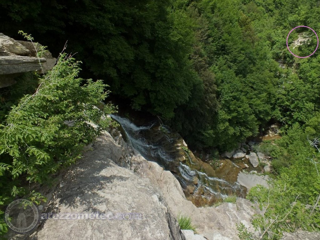 Acquacheta Falls