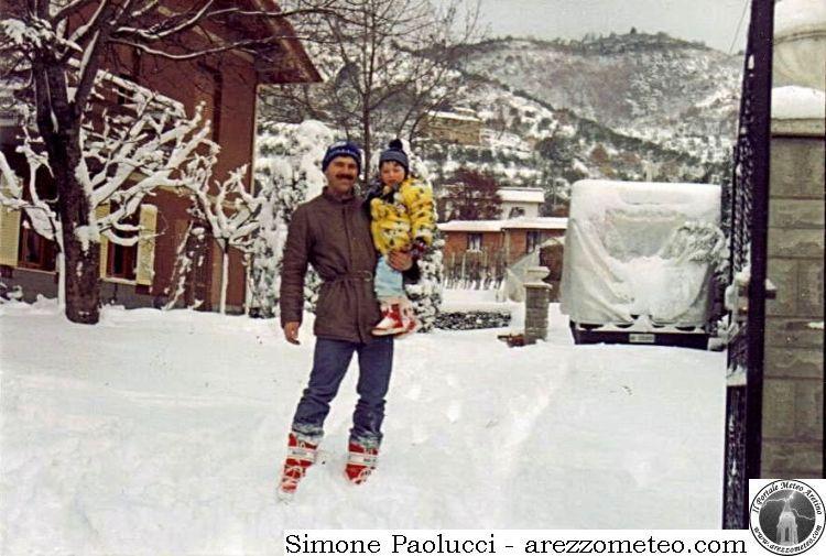 neve 7 febbraio 1991