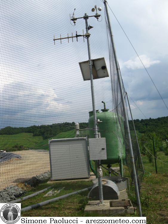 Stazione meteo di Casa Rota