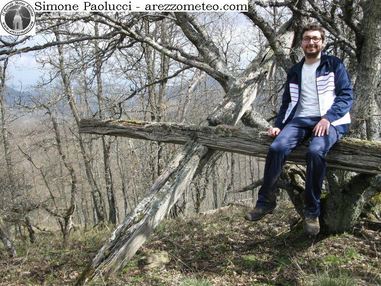 Dalla Rocca Montanina al Monte Favalto