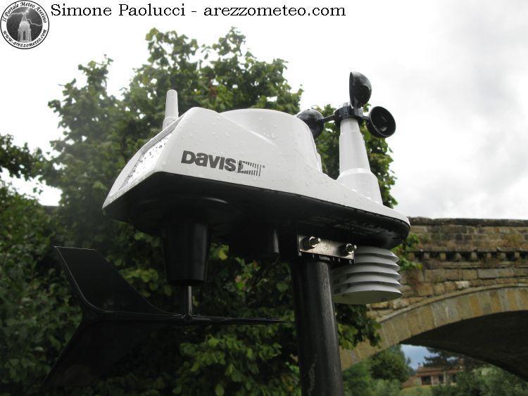 Stazione meteo di Ponte a Poppi (339 m)