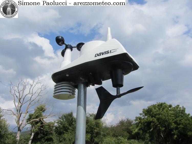 Stazione meteo Campi (362 m)