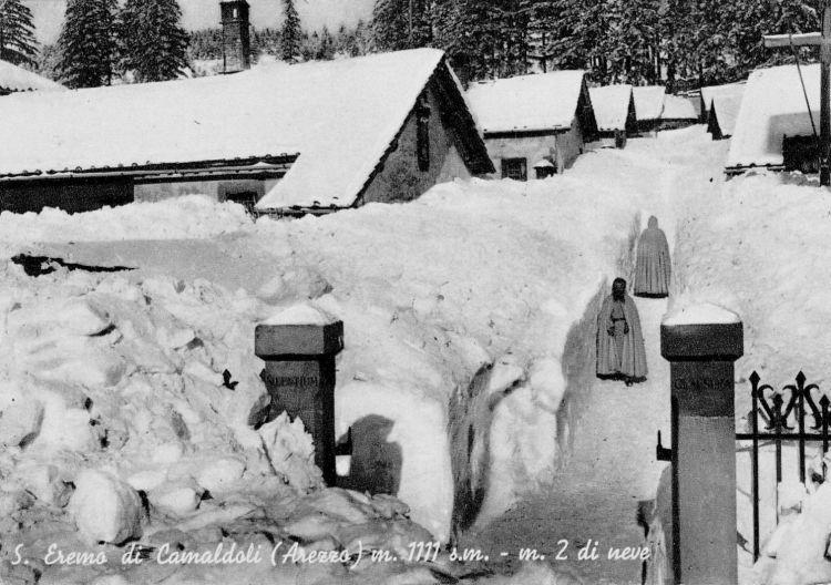Eremo di Camaldoli 1933
