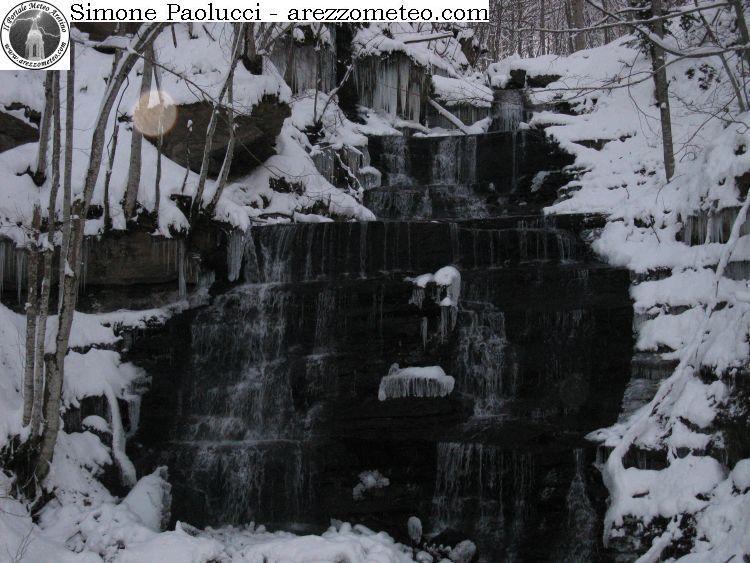 Le tre cascate Badia Prataglia