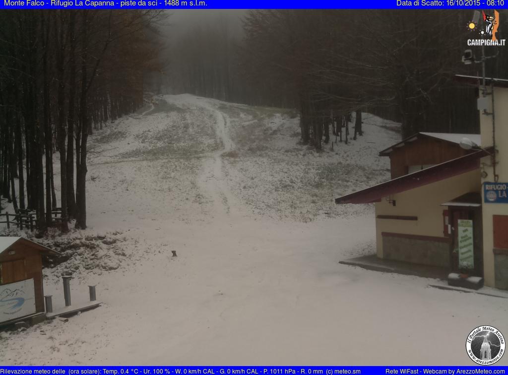 Monte Falco partenza skilift