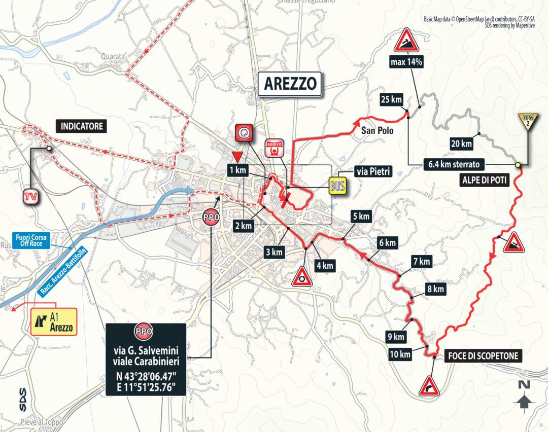Arezzo Giro d'Italia 5