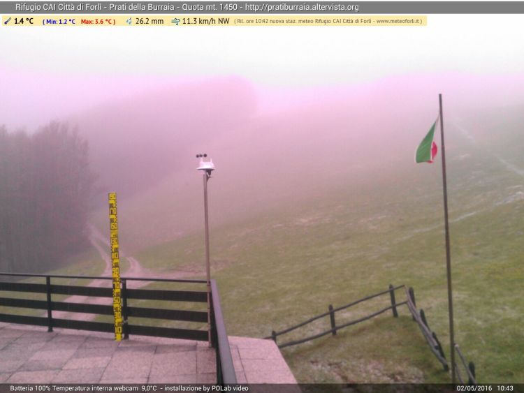 Monte Falco - Burraia 8