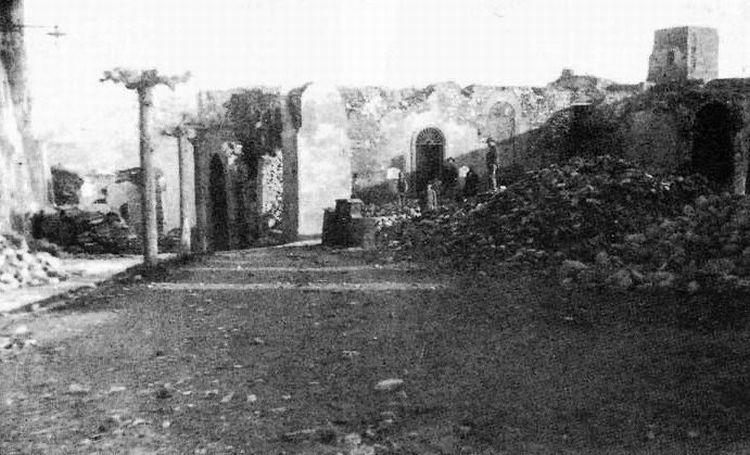 Monterchi terremoto 1917 7